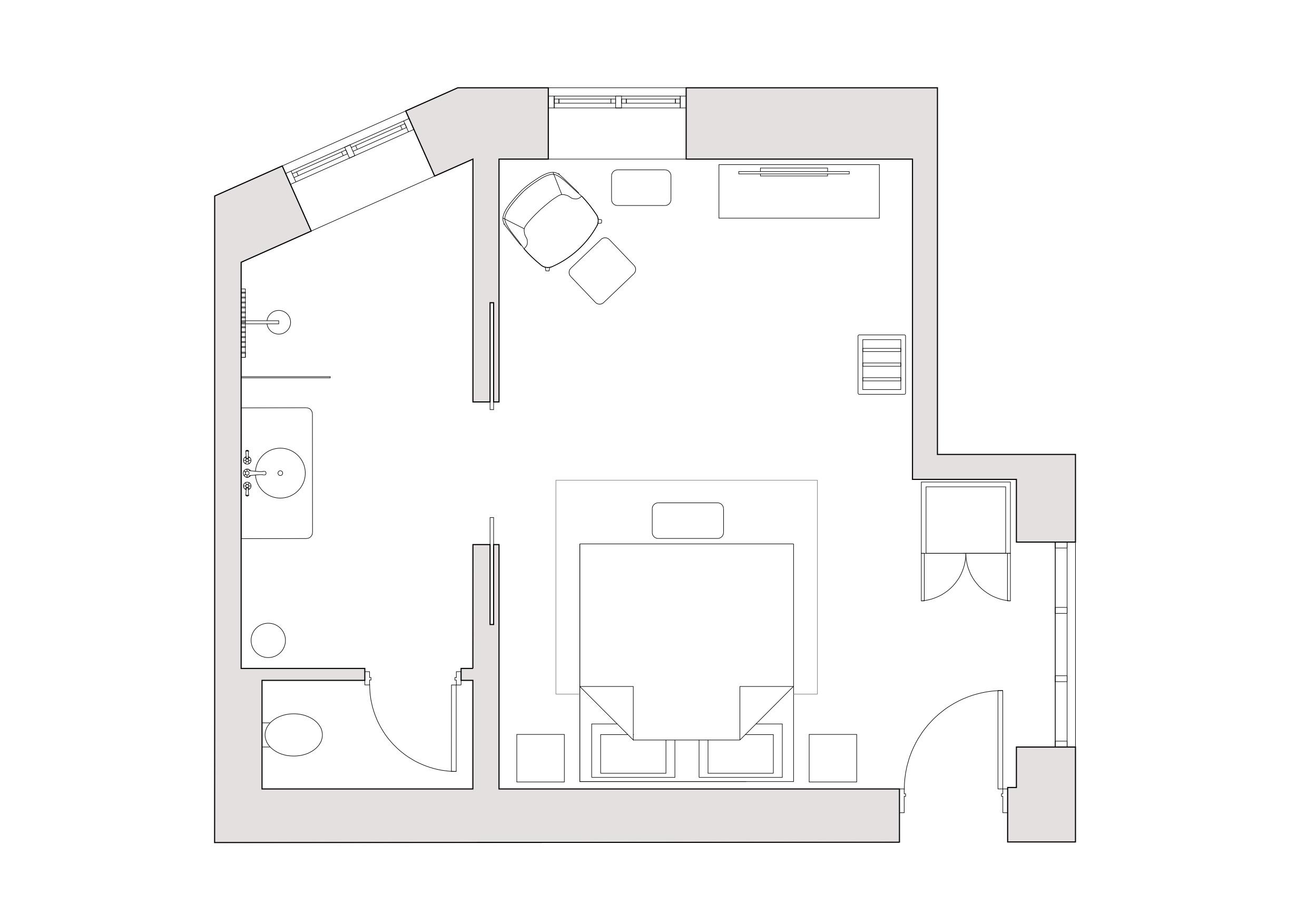 Sanders Bedroom+