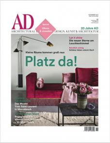 Architectural Digest, DE