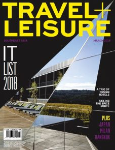 Travel + Leisure Asia It List
