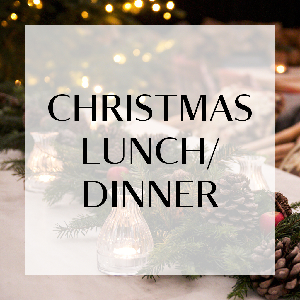 Christmas Lunch or Dinner