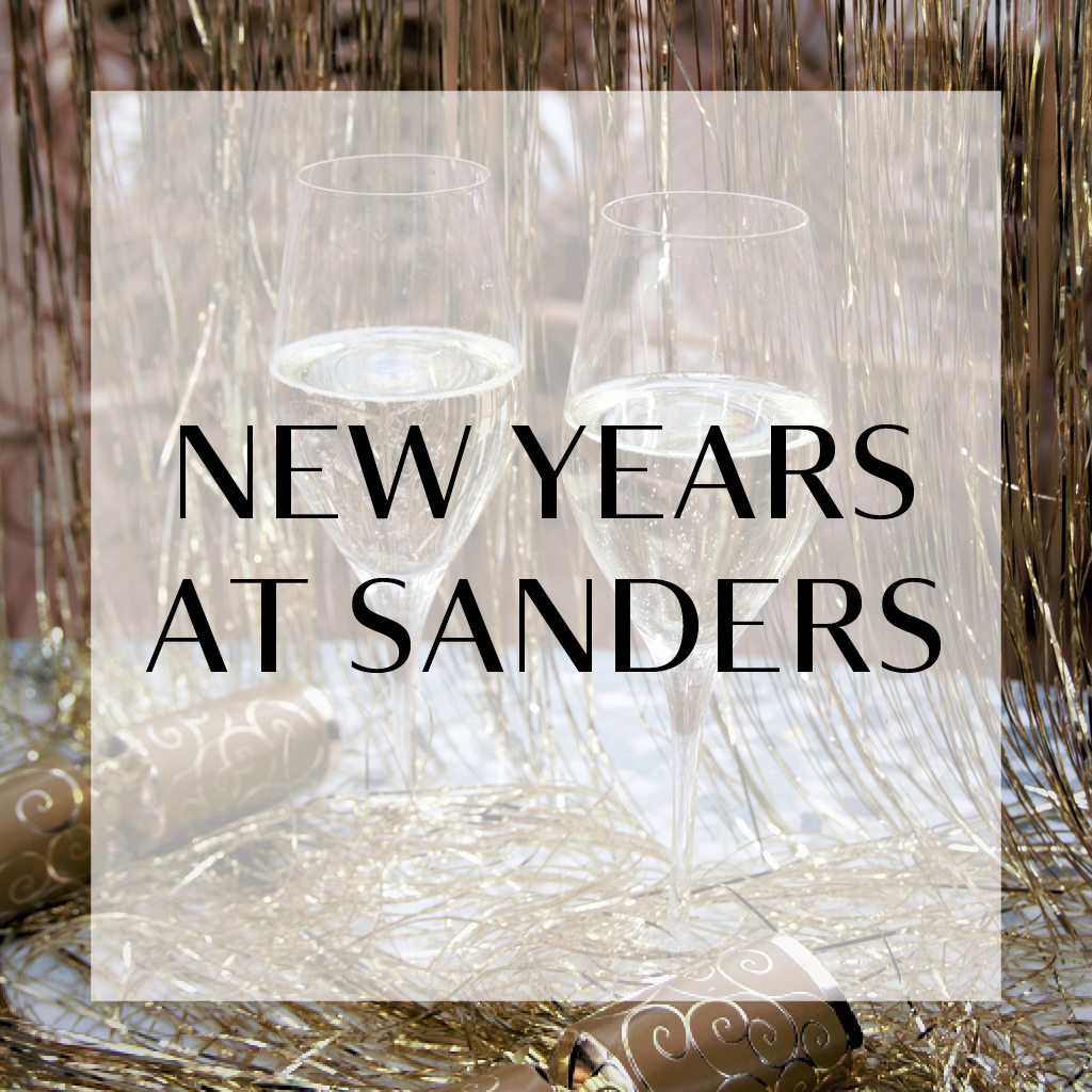 New Years at Sanders