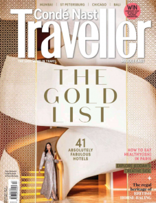 Condé Nast Traveller – The Gold List